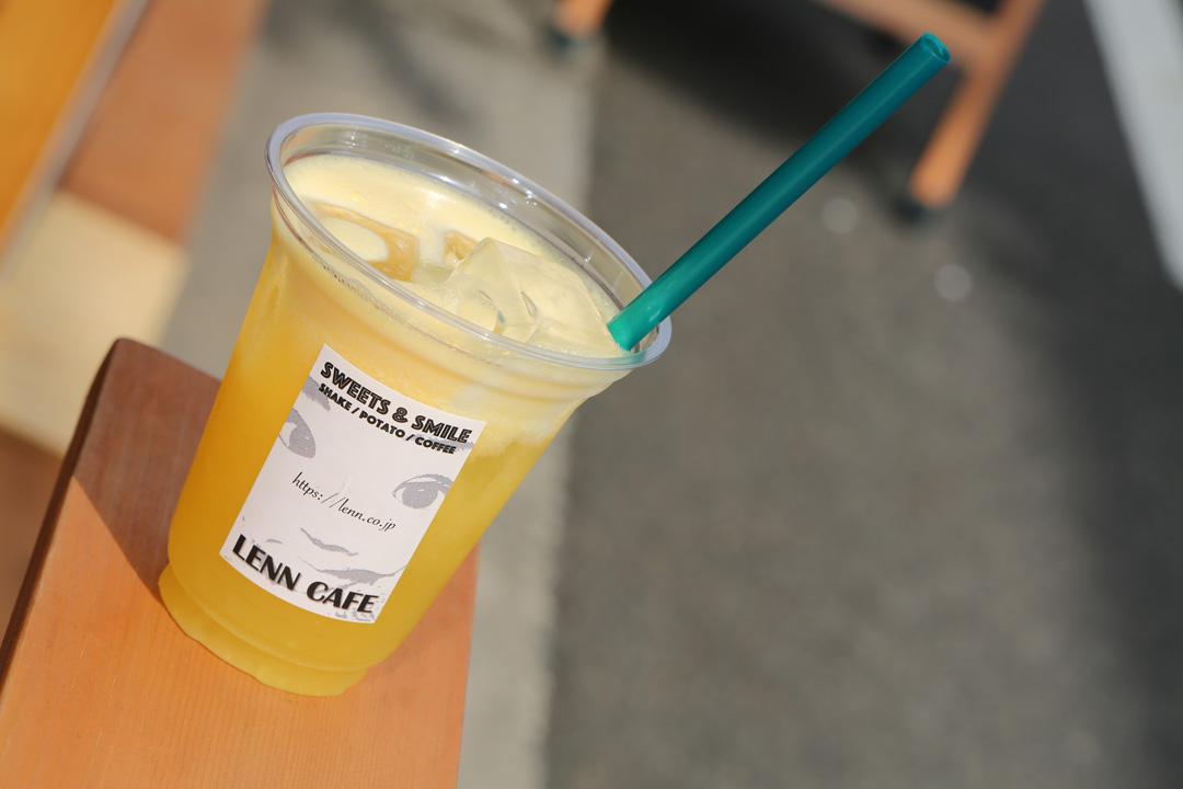 Orange-Juice(オレンジジュース)レンカフェ(LENN-CAFE)4