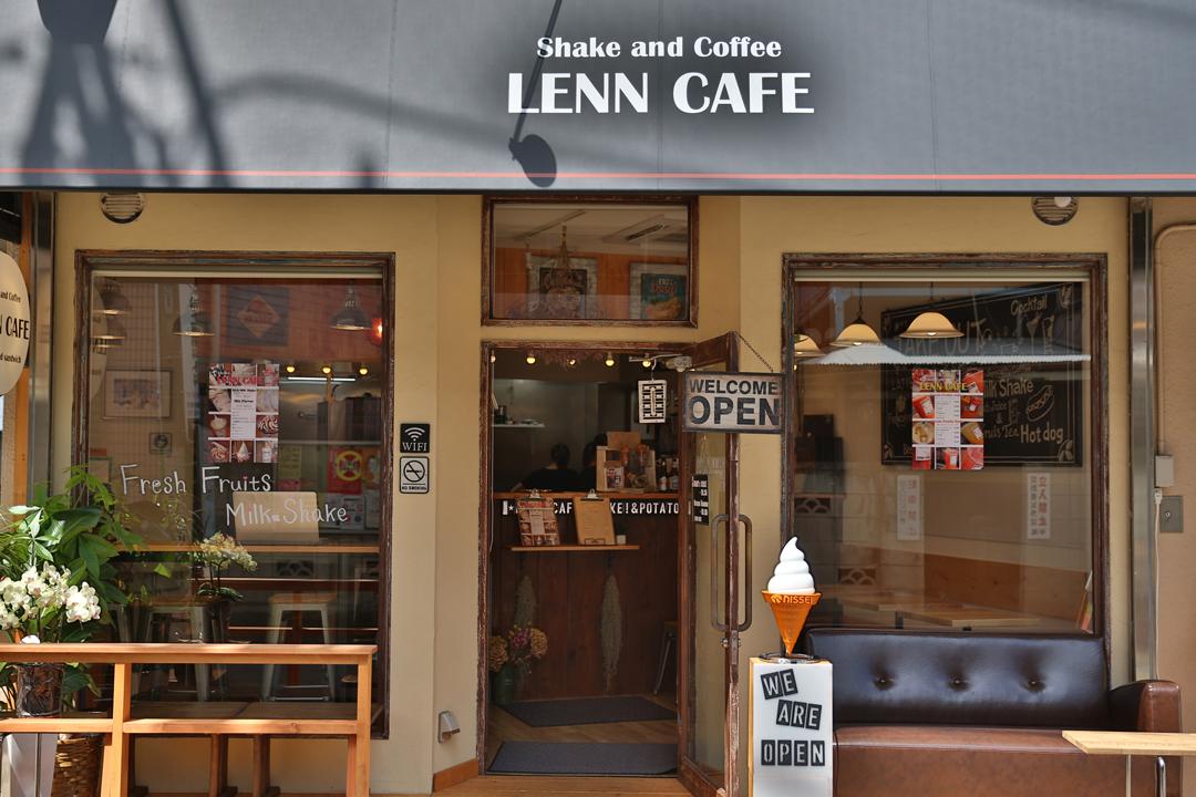 LENN CAFE(レンカフェ)Wi-Fi 電源3