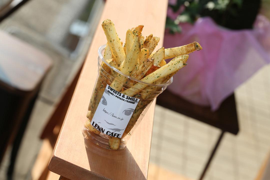 French-fries(フライドポテト)2 LENN CAFE(レンカフェ)