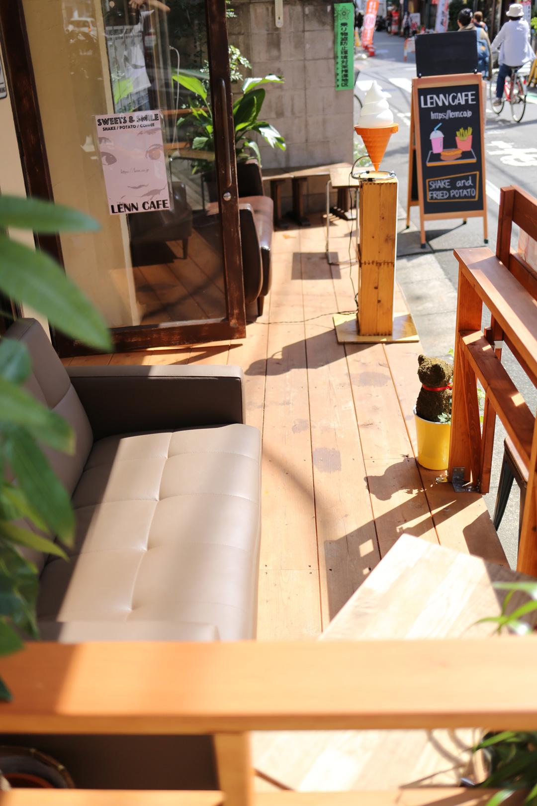 Terrace(テラス)レンカフェ(LENN-CAFE)8