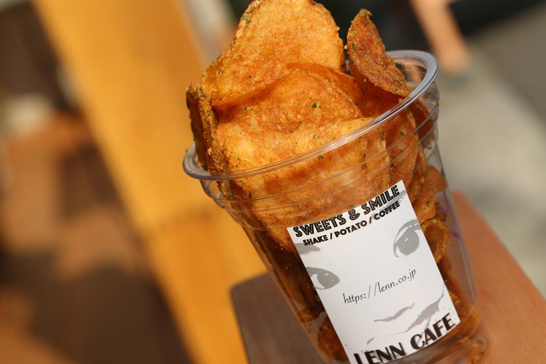 ポテトチップス(Potato-Chips)オリジナルスパイス1 LENN CAFE(レンカフェ)