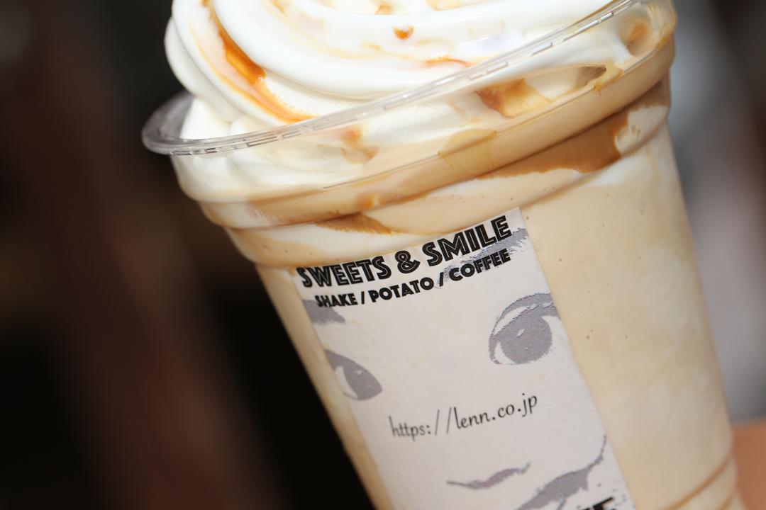 コーヒーシェイク(coffee-shake)エスプレッソシェイク(espresso-shake)3