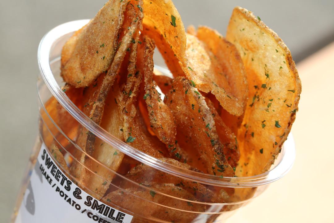 ポテトチップス(Potato-Chips)オリジナルスパイス11