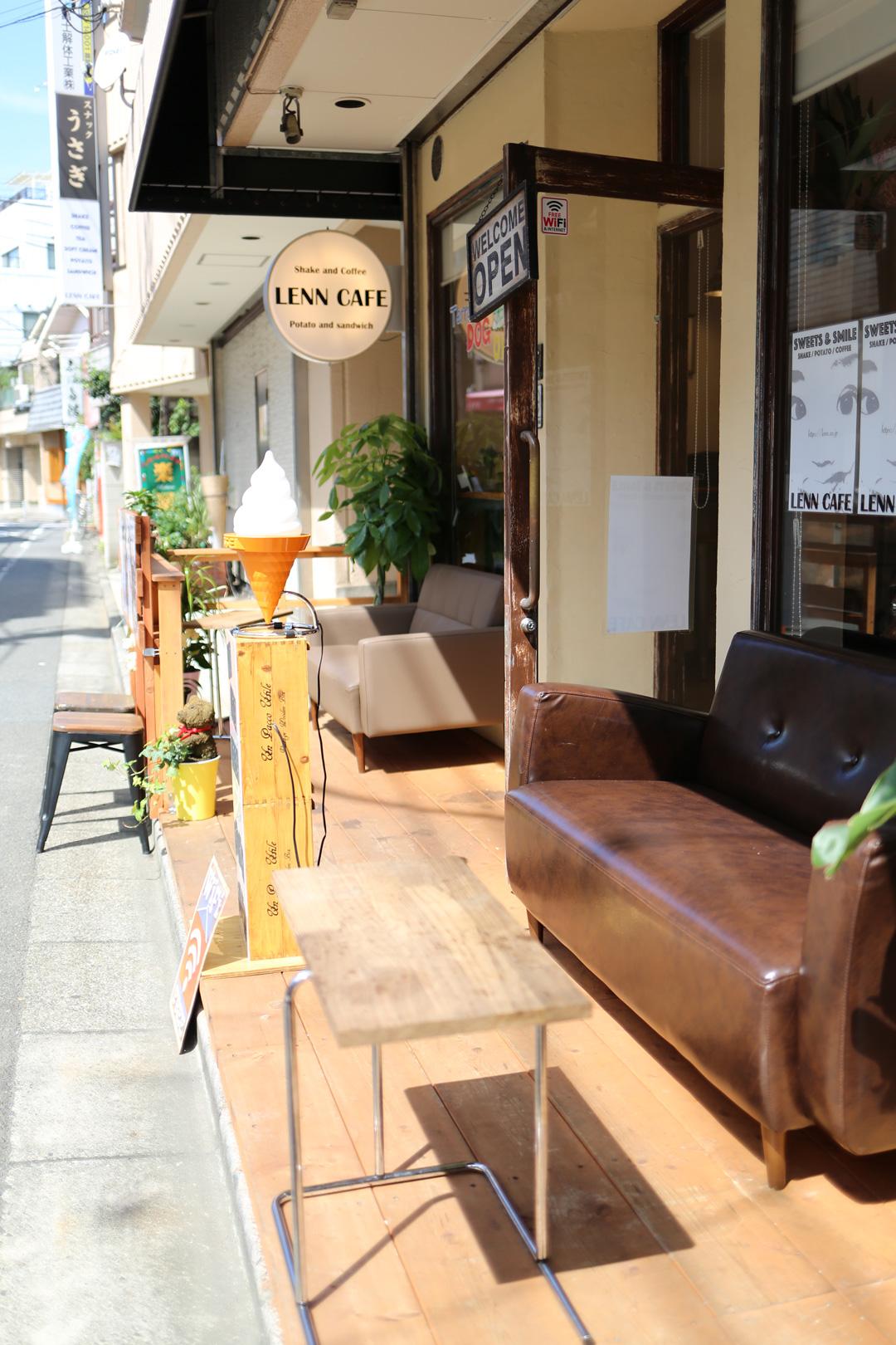 Terrace(テラス)レンカフェ(LENN-CAFE)6