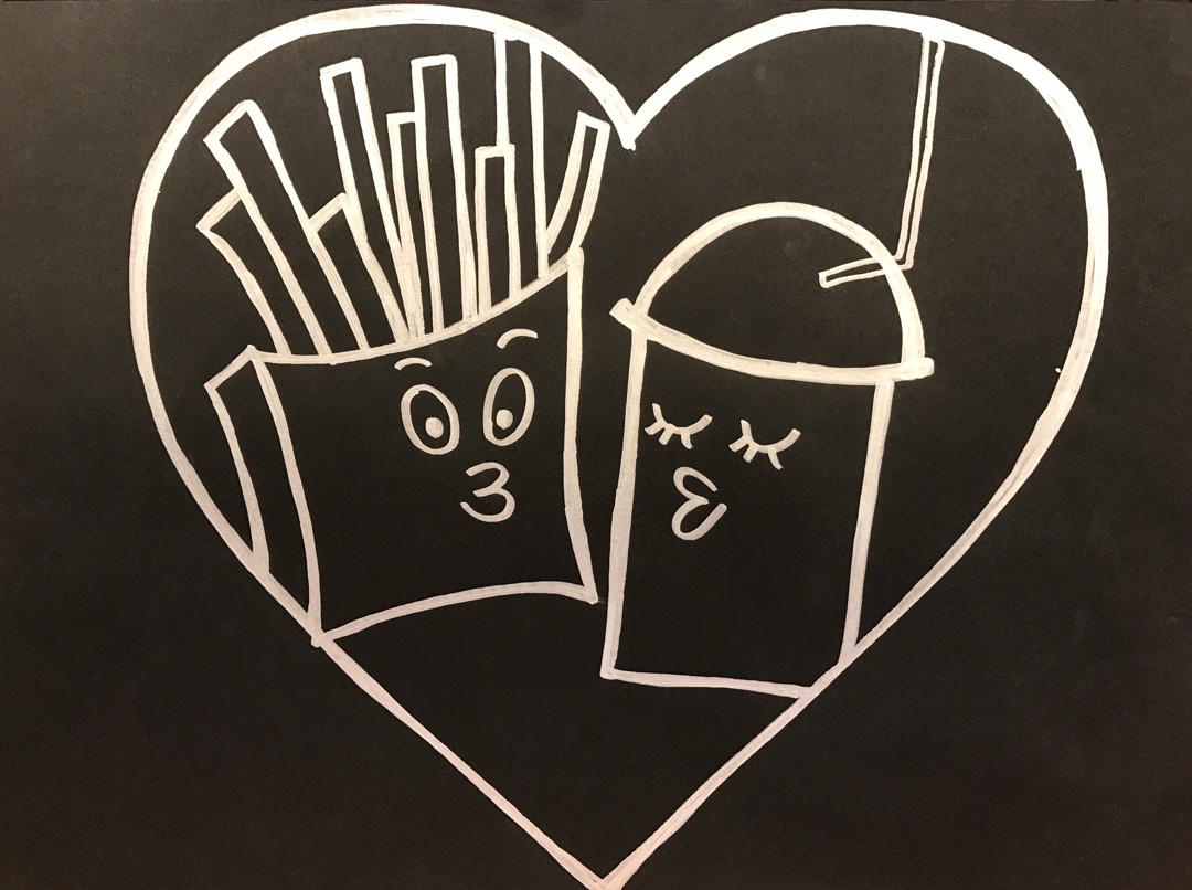 Shake-love-Potato-LENN-CAFE(レンカフェ)