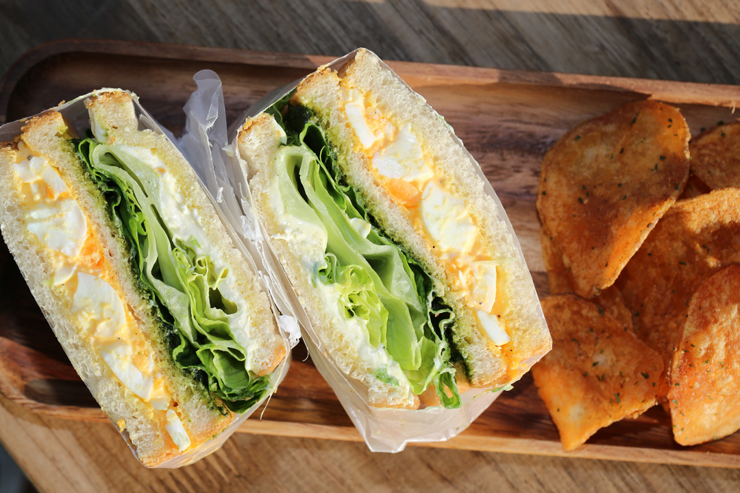 Cream-Cheese-Sandwich(クリームチーズサンドイッチ)レンカフェ(LENN-CAFE)1