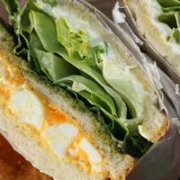 Cream-Cheese-Sandwich(クリームチーズサンドイッチ)レンカフェ(LENN-CAFE)2