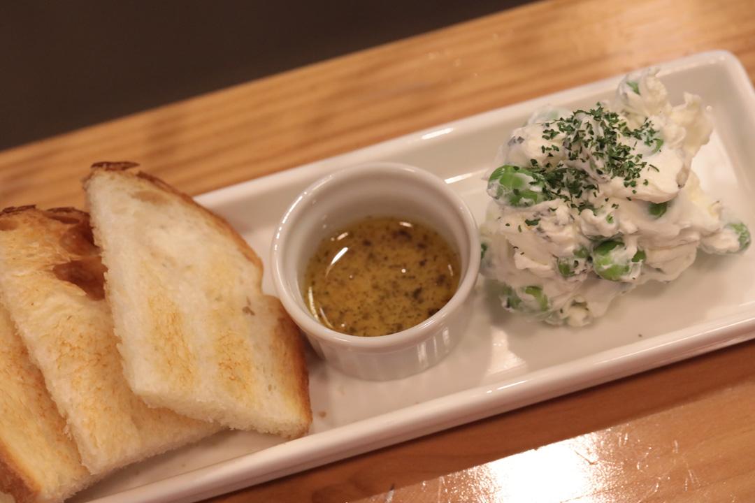 枝豆のクリームチーズ和え(れんかふぇ---LENN-CAFE(レンカフェ))13