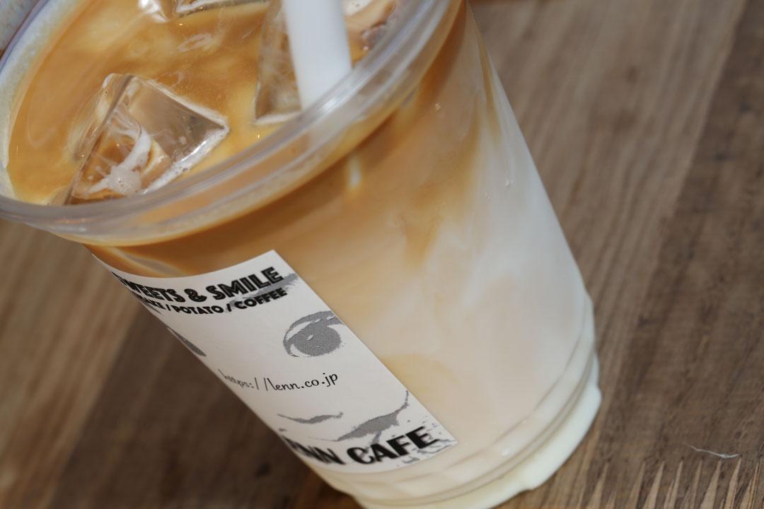 カフェ・ラテ(Cafe-Latte)LENN-CAFE(レンカフェ)「れんかふぇ・れんカフェ」1