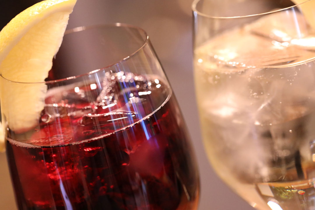 WINE-Cocktail(ワインカクテル)LENN-CAFE(れんカフェ)1