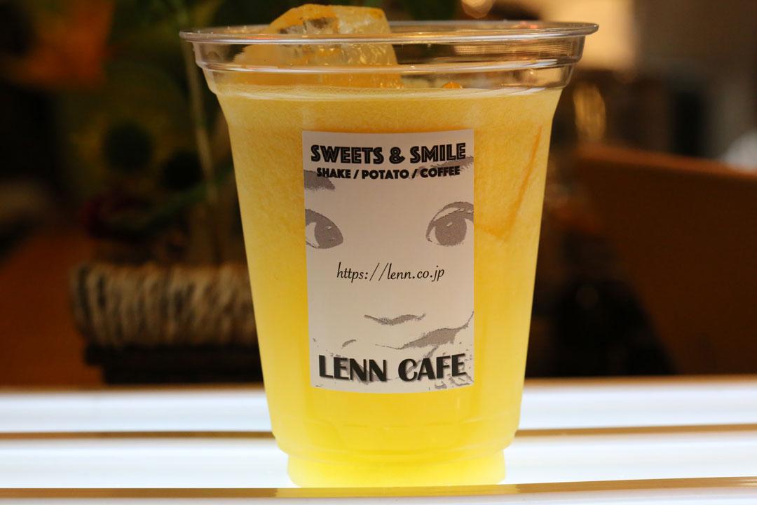 Fruits-Wine-Cocktail(フルーツワインカクテル)LENN-CAFE(れんカフェ)3