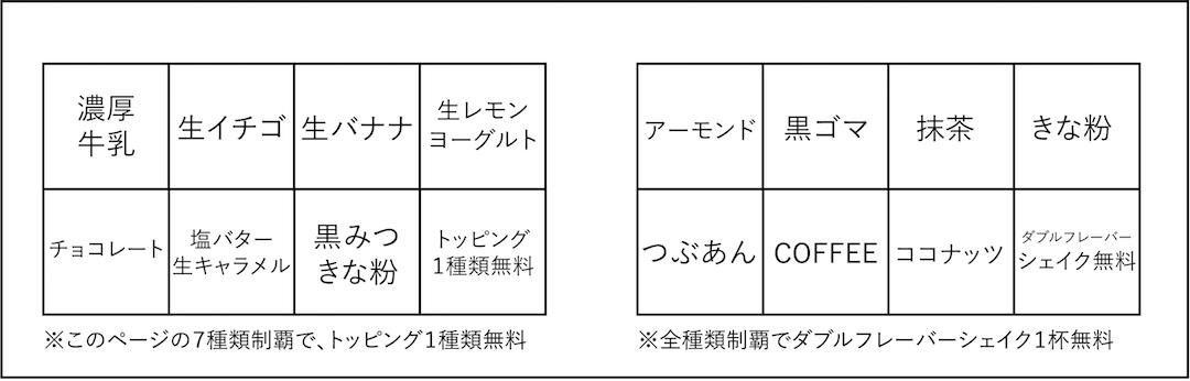 LENN CAFE(レンカフェ)Shake Card(シェイクカード)3