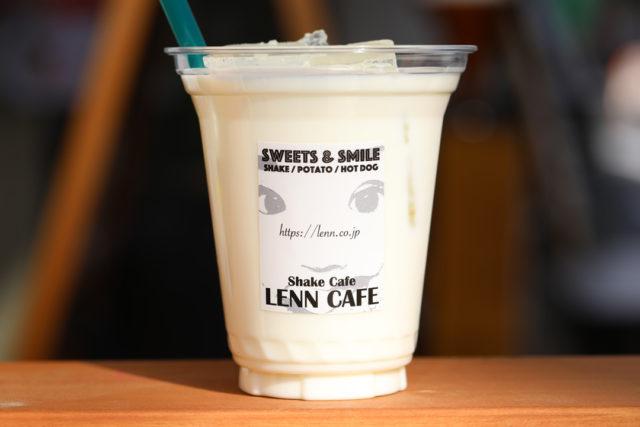 ホットミルク・アイスミルク(Hot milk・iced milk)LENN-CAFE(レンカフェ)「れんかふぇ・れんカフェ」31