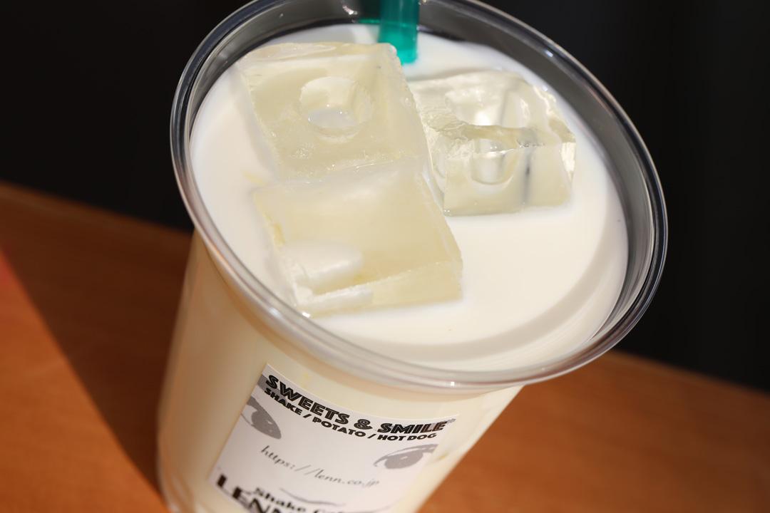 _iced)(Fresh-fruit-Mix-Yogurt)LENN-CAFE(レンカフェ)「れんかふぇ・れんカフェ」2