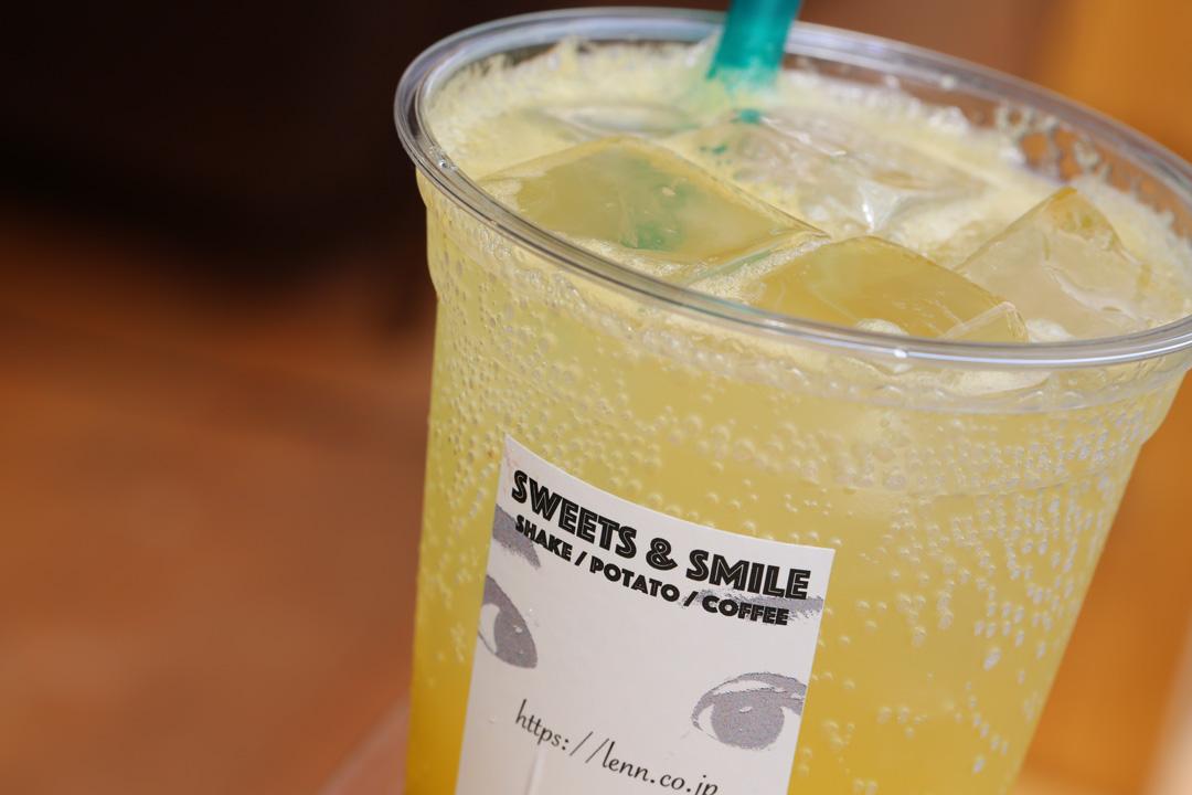 オレンジソーダ(Fresh-Orange-Soda)LENN-CAFE(レンカフェ)「れんかふぇ・れんカフェ」3