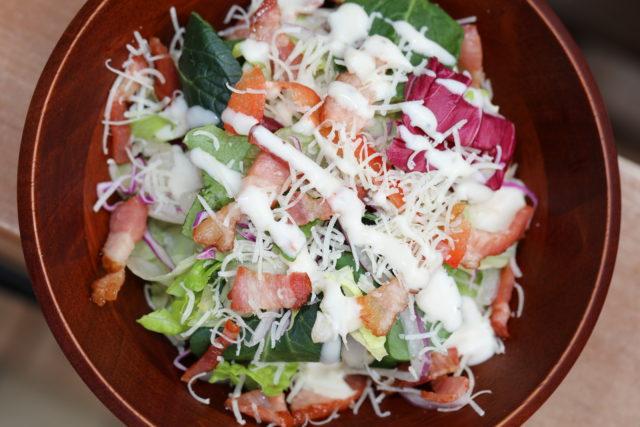 シーザーサラダ(Caesar Salad)LENN CAFE(レンカフェ)3