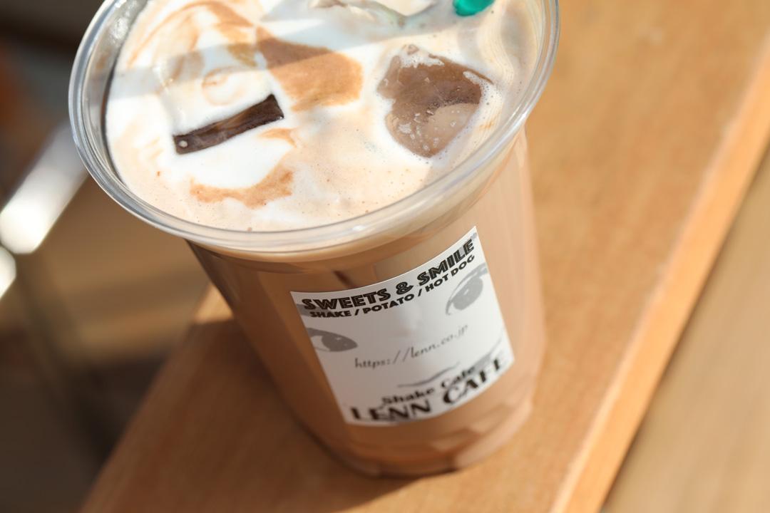 _iced-Chocolate)LENN-CAFE(レンカフェ)「れんかふぇ・れんカフェ」1