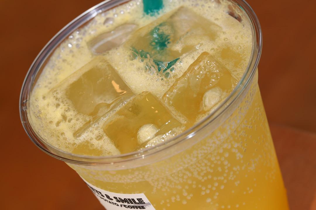 オレンジソーダ(Fresh-Orange-Soda)LENN-CAFE(レンカフェ)「れんかふぇ・れんカフェ」2