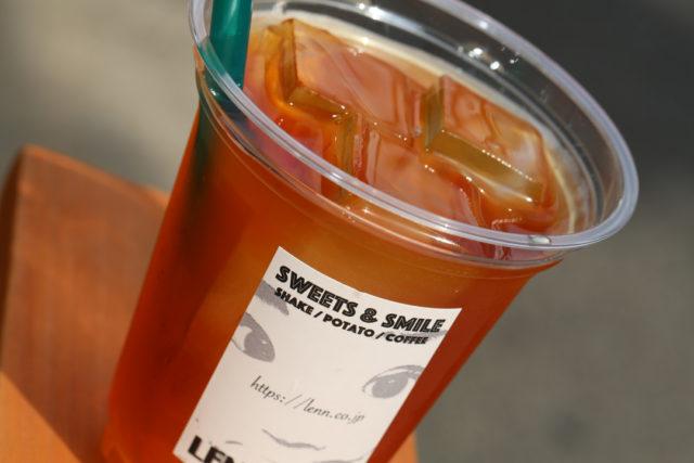 マスカットアイスティ(Muscat-Iced-Taea)LENN-CAFE(レンカフェ)「れんかふぇ・れんカフェ」1