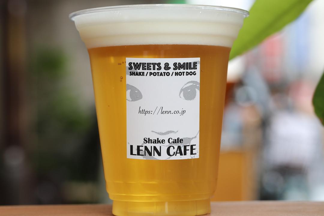 ハートランドビール「レンカフェ(LENN CAFE)」
