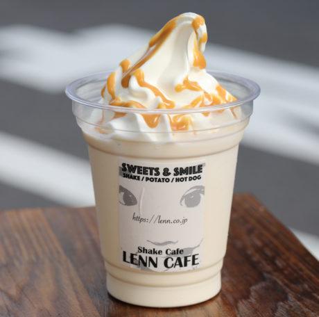 ピーナッツバターシェイク(Peanut Butter Shake)レンカフェ(LENN CAFE)「シェイク」(れんかふぇ・れんカフェ)1