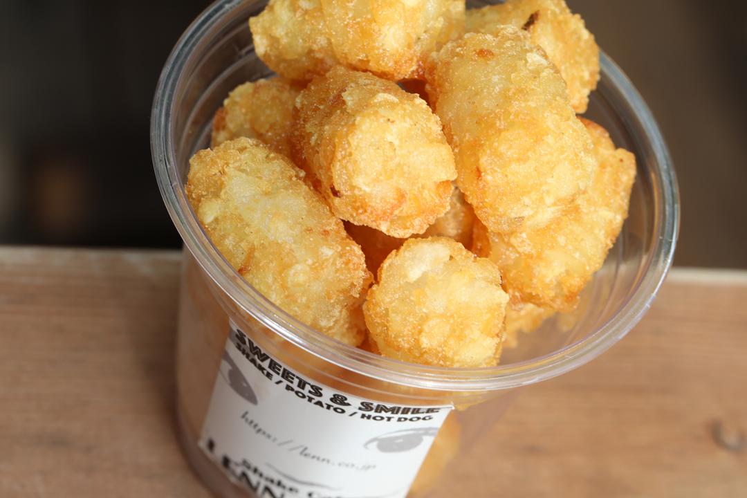 レンカフェ(LENN-CAFE)「ハッシュドポテト(Hash-browns)」(れんかふぇ・れんカフェ)2