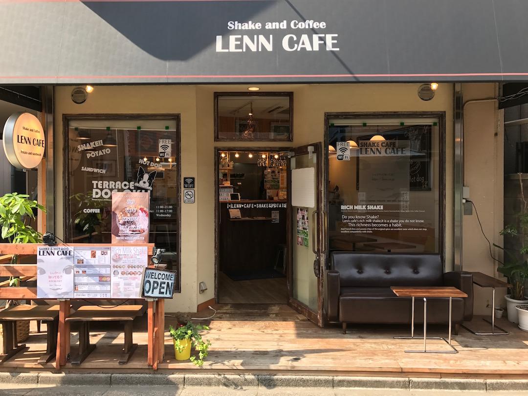 レンカフェ(LENN CAFE)208-6-22