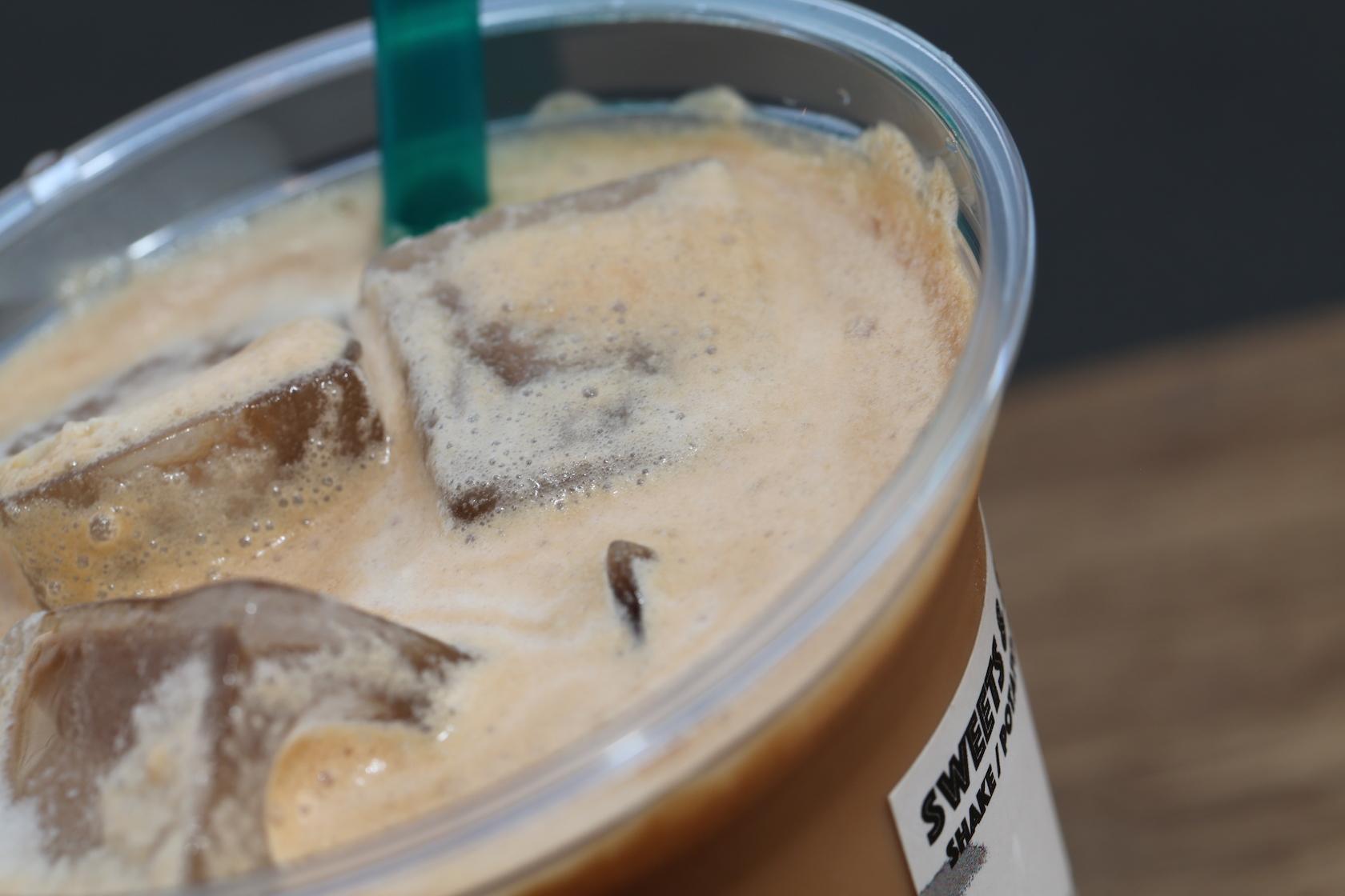 生チョコレートのカフェ・モカ(Rich Cafe Mocha)3