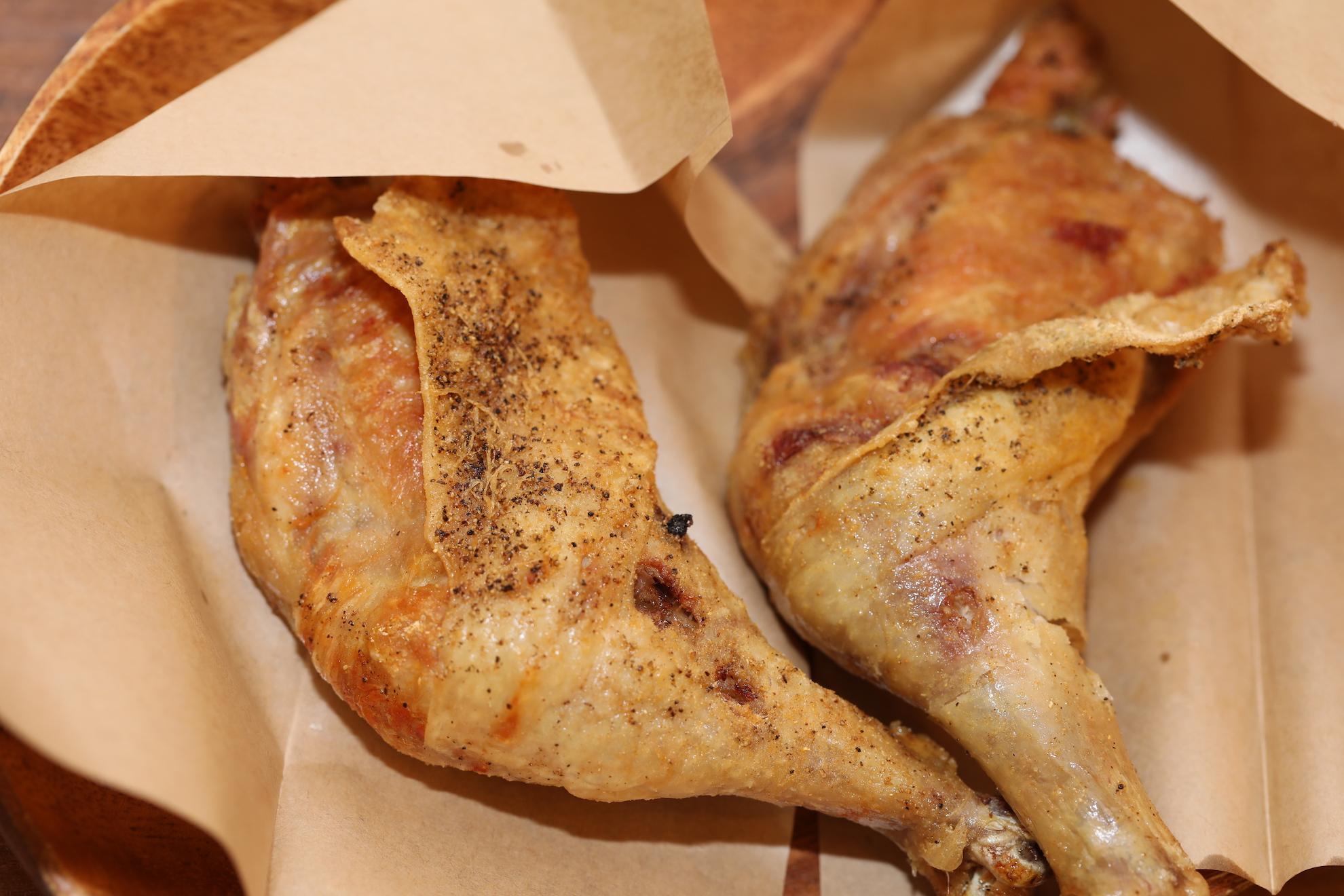 オリジナルフライドチキン(Original Fried Chicken)1