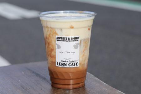 チョコバナナカフェ・ラテ(Banana Chocolate Cafe Latte)21