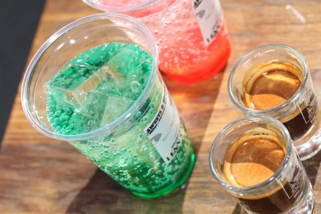 エスプレッソソーダ(Espresso Soda)4