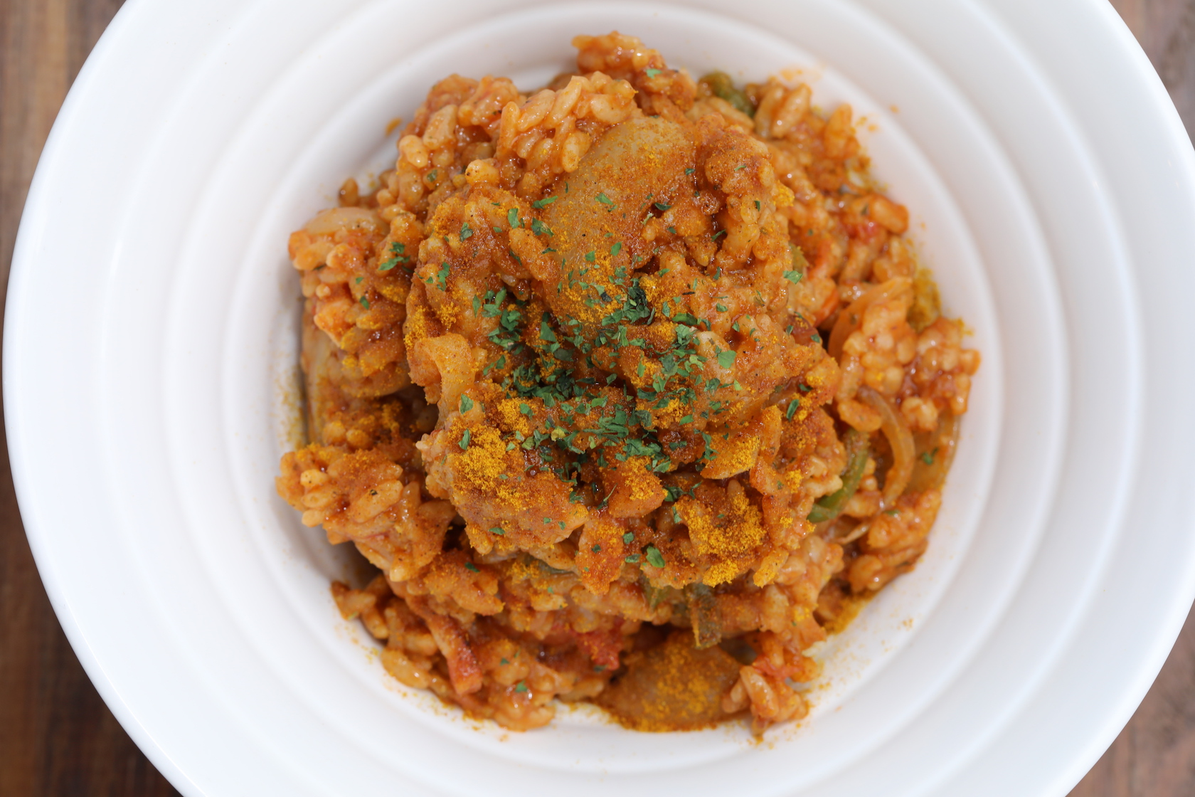 LENNリゾットカレー(LENN Risotto Curry)1